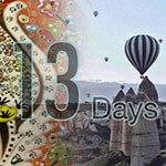 13 Days Private Turkey Tour
