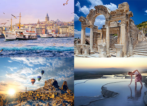 Turkey Itinerary 8 Days