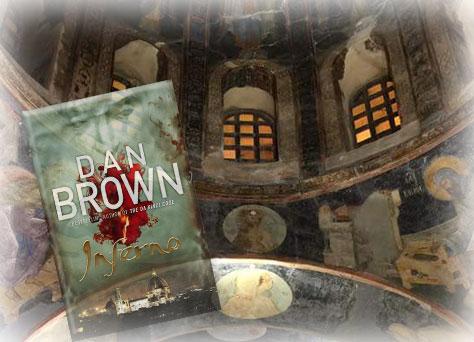 Dan Brown Inferno Tour of Istanbul