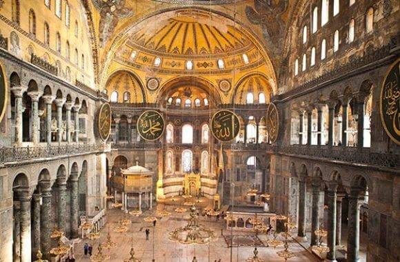 biblical tours hagia sophia