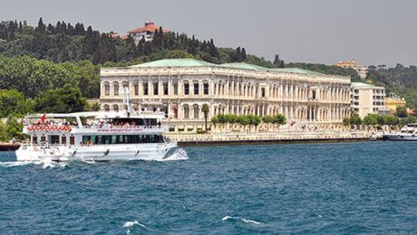 Private Boat for Bosphorus Tour