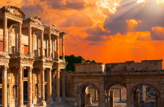 Ephesus Private Tour sunrise