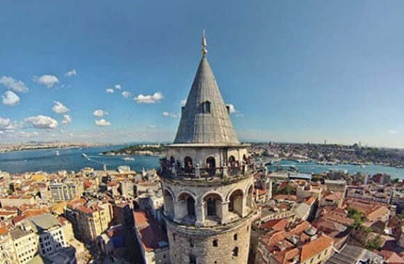 istanbul private tours galata-tower