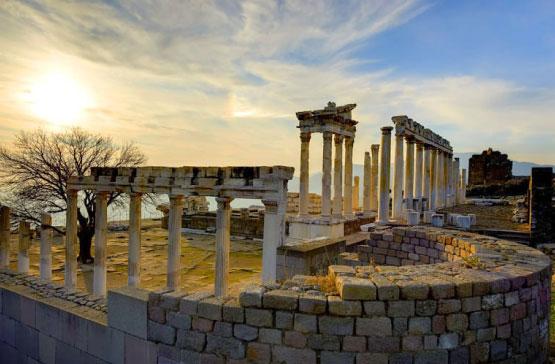 pergamon city