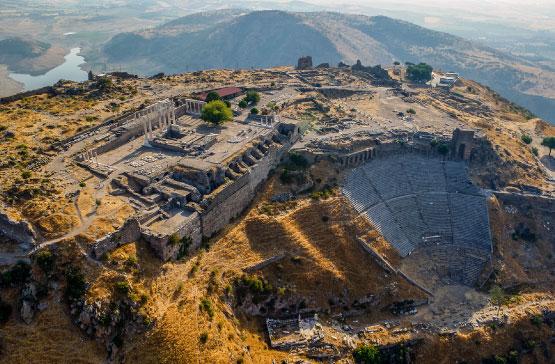 pergamon tour